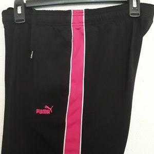 Puma pants,  Sz L